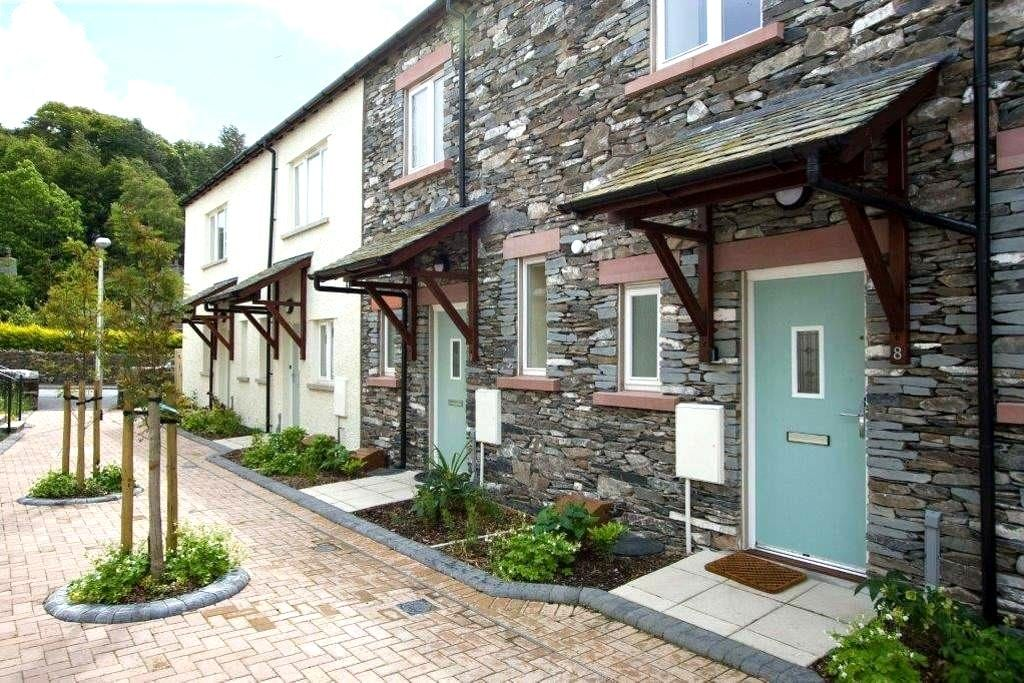 A Modern Cumbrian Cottage Sleeping 4 - Broughton-in-Furness - 獨棟