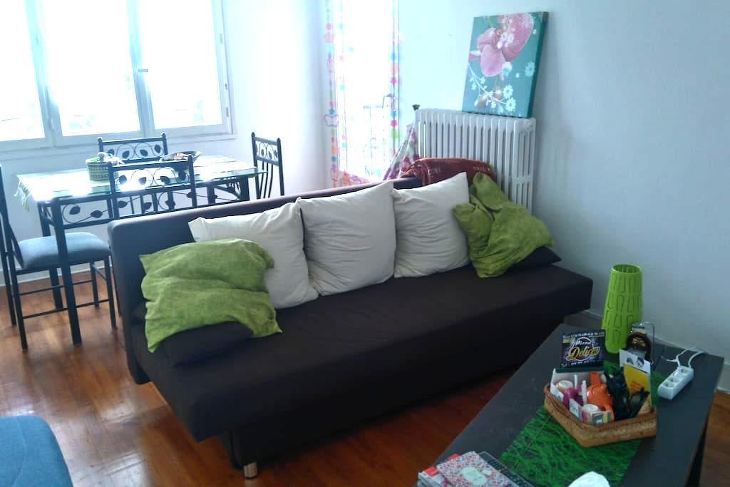 chambre meublée - Vernouillet - Departamento