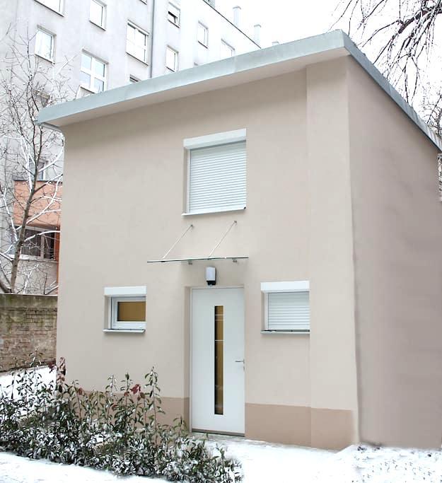 Central  Sweet  Home  Dublex Apartment   -  46  qm - Viena - Casa