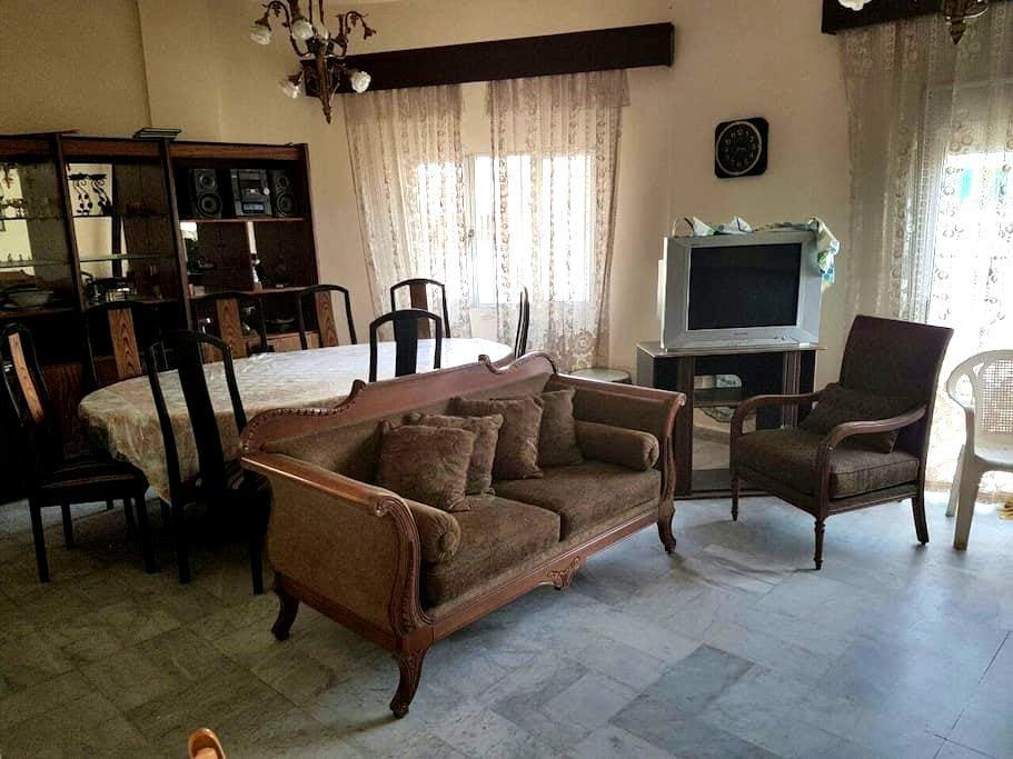 Charming 2 bedrooms apartment zahle - Zahlé