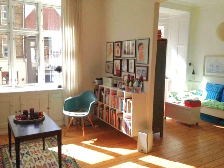 Ideal location, cozy CPH style - København - Apartment