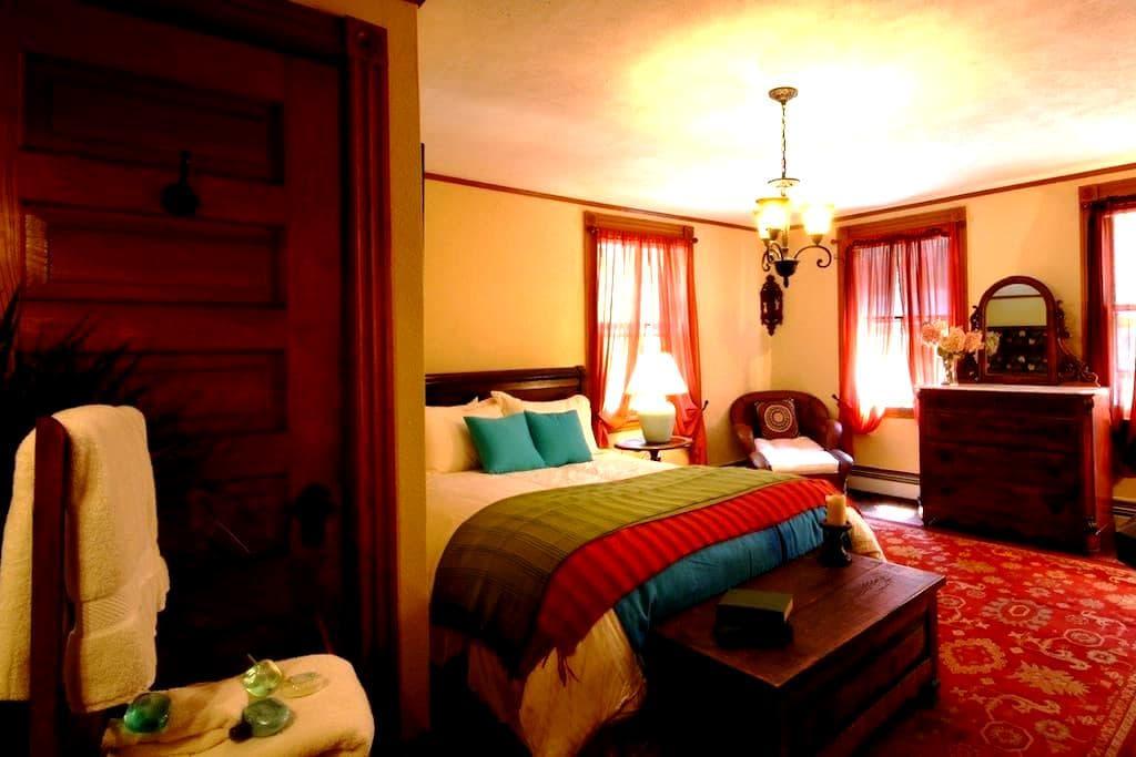 Summer House Santa Fe Room - Pine Hill - Casa de hóspedes