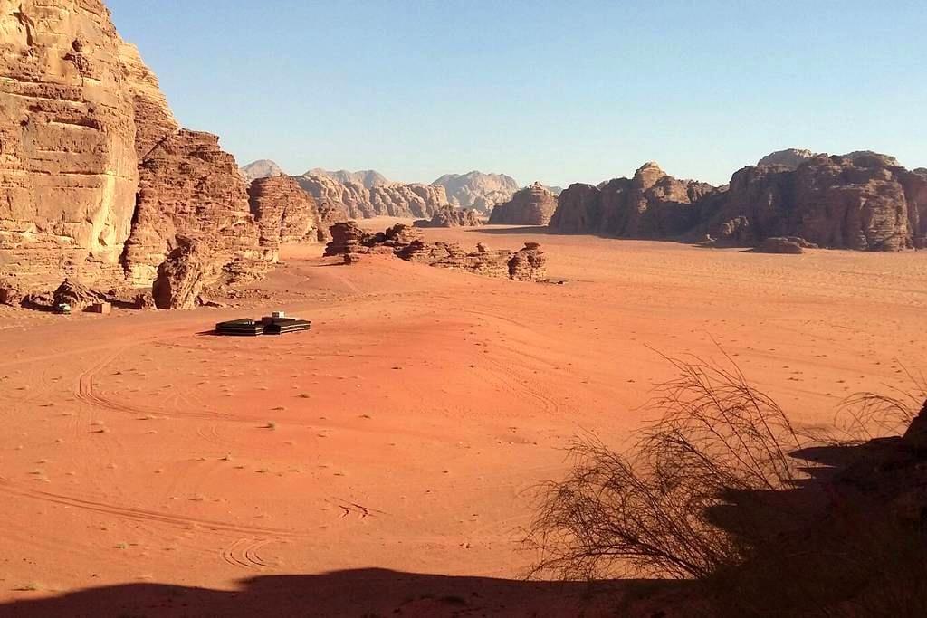 Authentic Bedouin experience - Wadi Rum