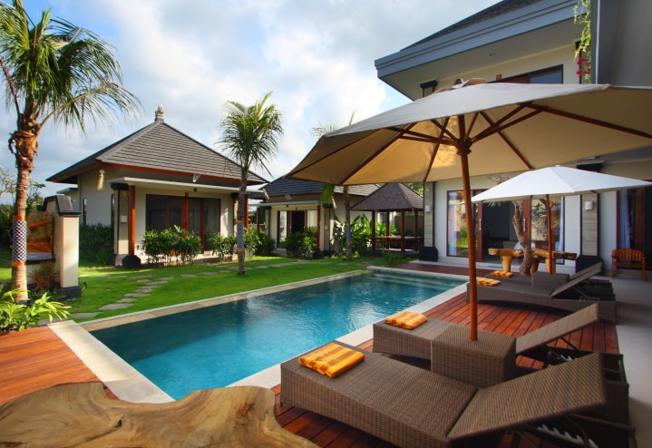 ONE BEDROOM VILLA near eco beach