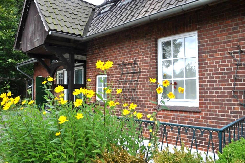 Großzügige Wohnung für Heide-Ferien - Bispingen