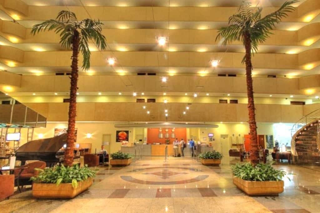 Flat Decorado, Hotel Bristol, Centro Guarulhos - Guarulhos - Byt