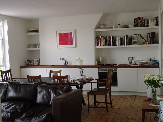 2-bed in Bloomsbury, Central London