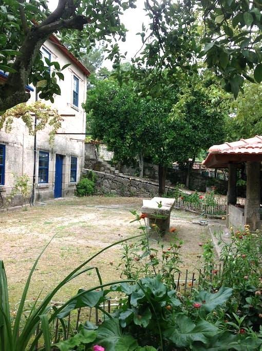 maison de campagne, piscine, jardin - Vilar do Torno e Alentém - Apartment