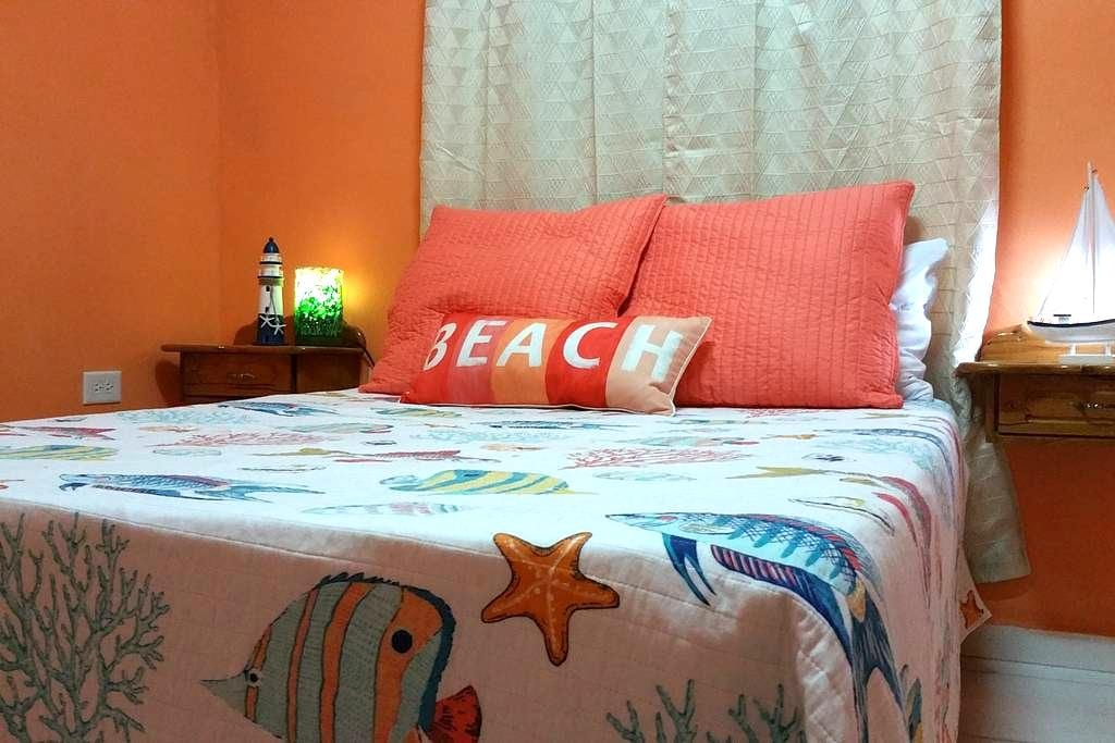 Private access2B/1B+chef&housekeeper@Casa Estrada - La Boca Trinidad