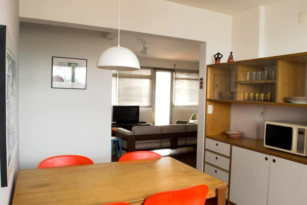 Charming, peacefull, well located! - São Paulo - Appartement