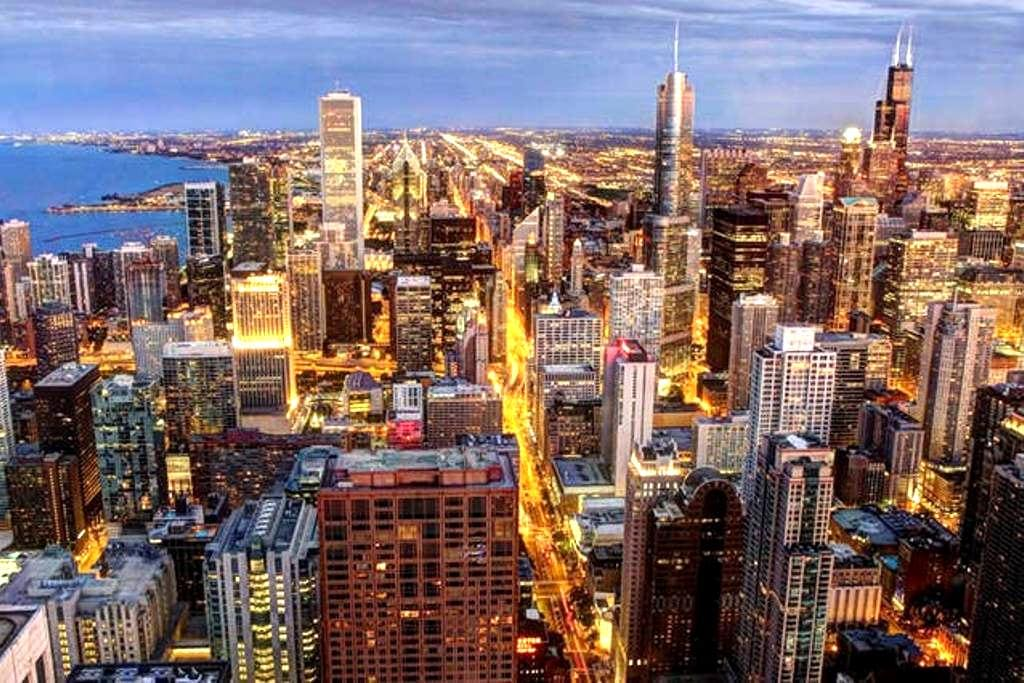 Loft Style Private Apt 2 (1 Room- 420 Friendly) - Chicago - Loft