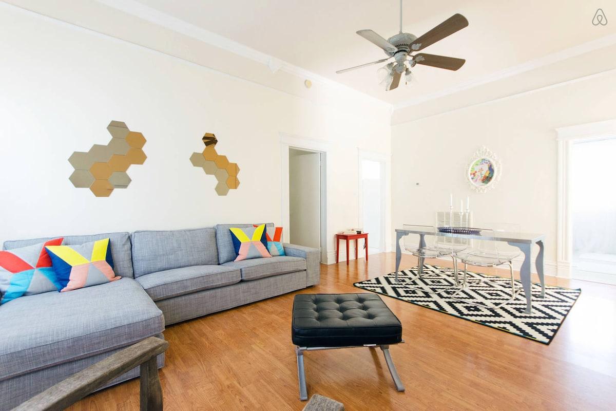 2 Bedrooms in Ybor City