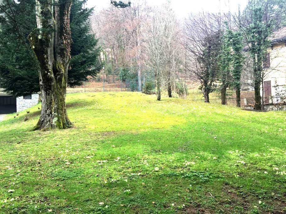 Parco Cambria Natura e Relax - Lanzo D'intelvi