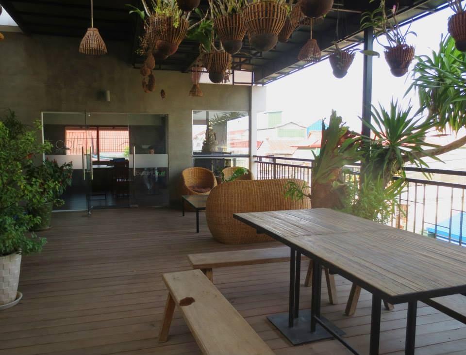Designer rooftop apartment 1