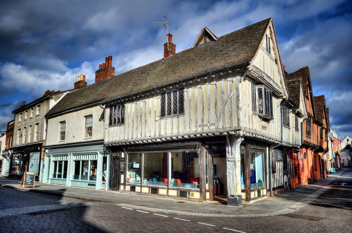 Medieval Apartment- Central Ipswich