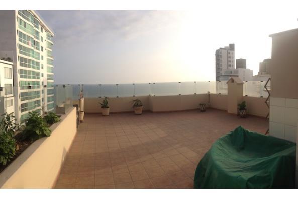 Oceanfront Room in Miraflores