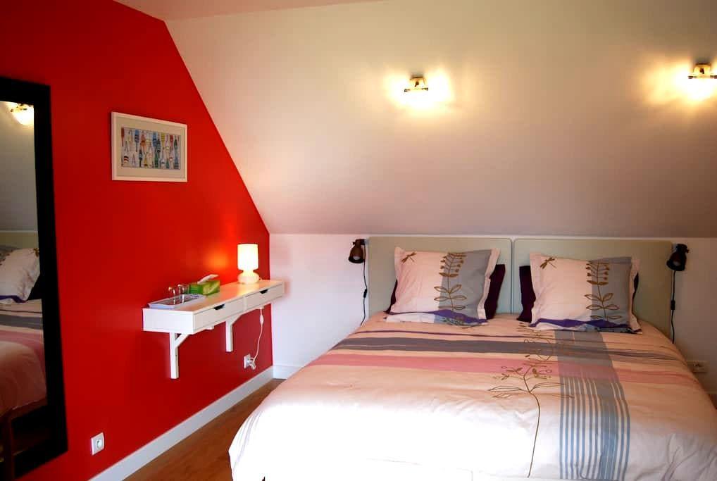 Chambre ROZENN - Plonévez-Porzay - ที่พักพร้อมอาหารเช้า