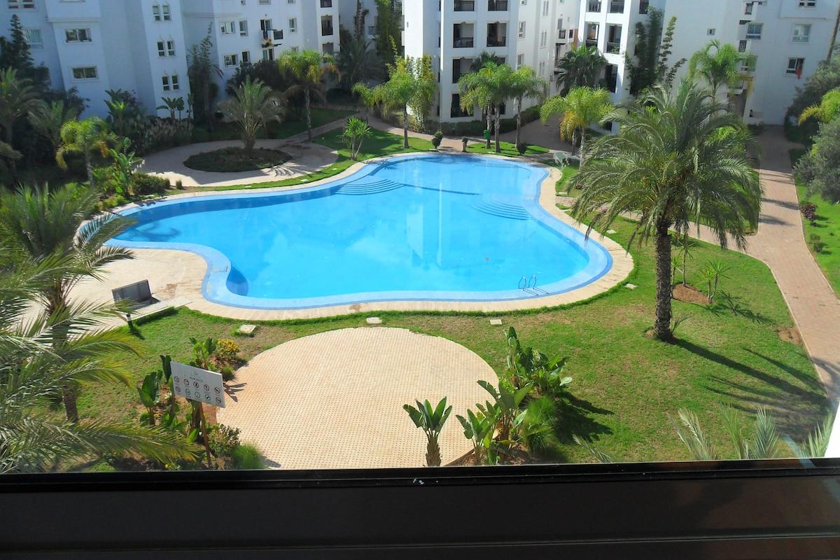 Marina Apartment Ref: 1045