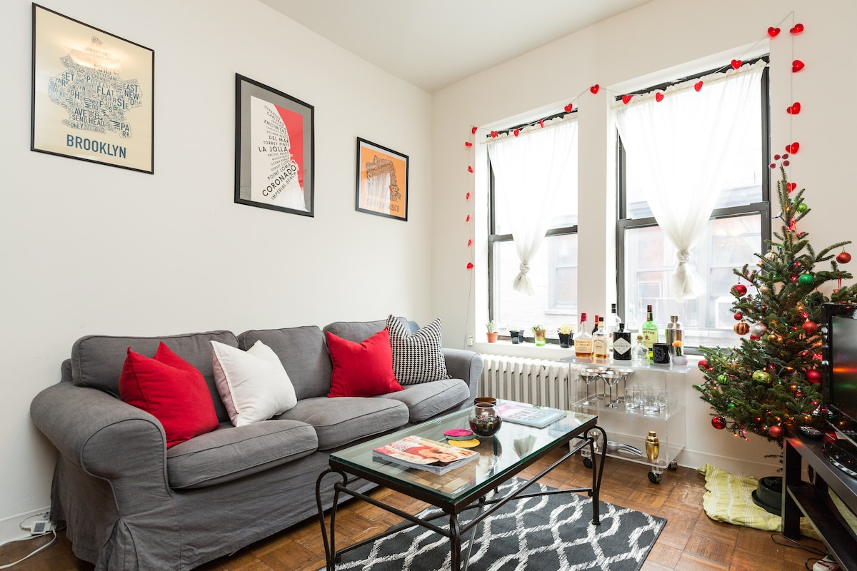Cozy 2BR in Classic Gramercy Park