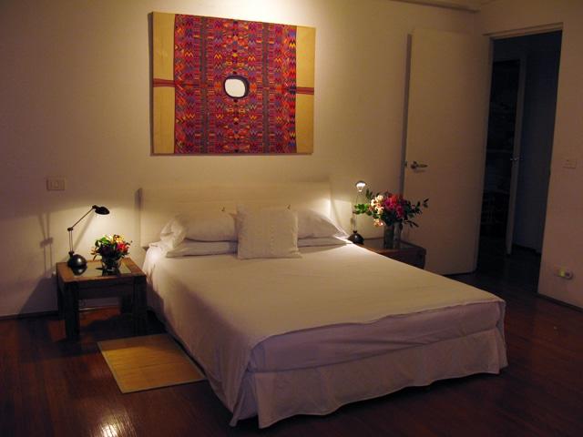 Bedroom I (Aviones)