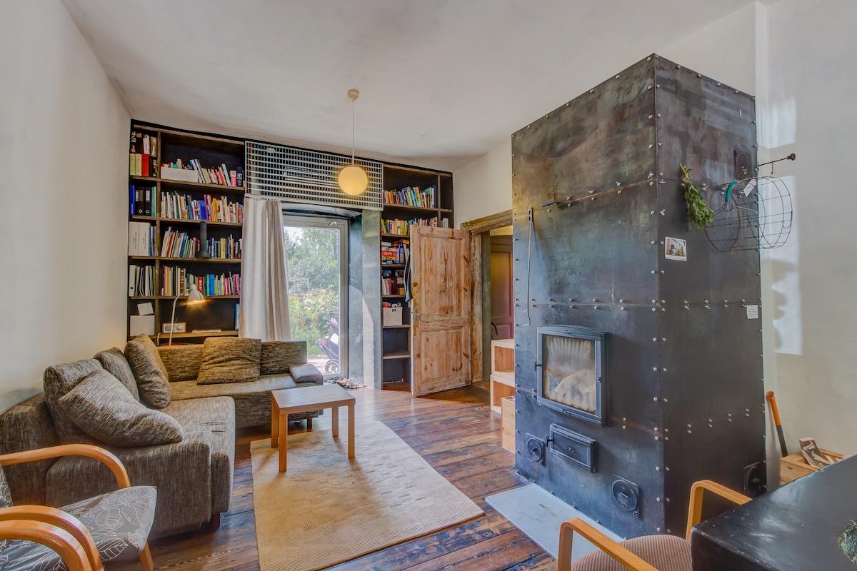 Spacious designer apartment 3floors