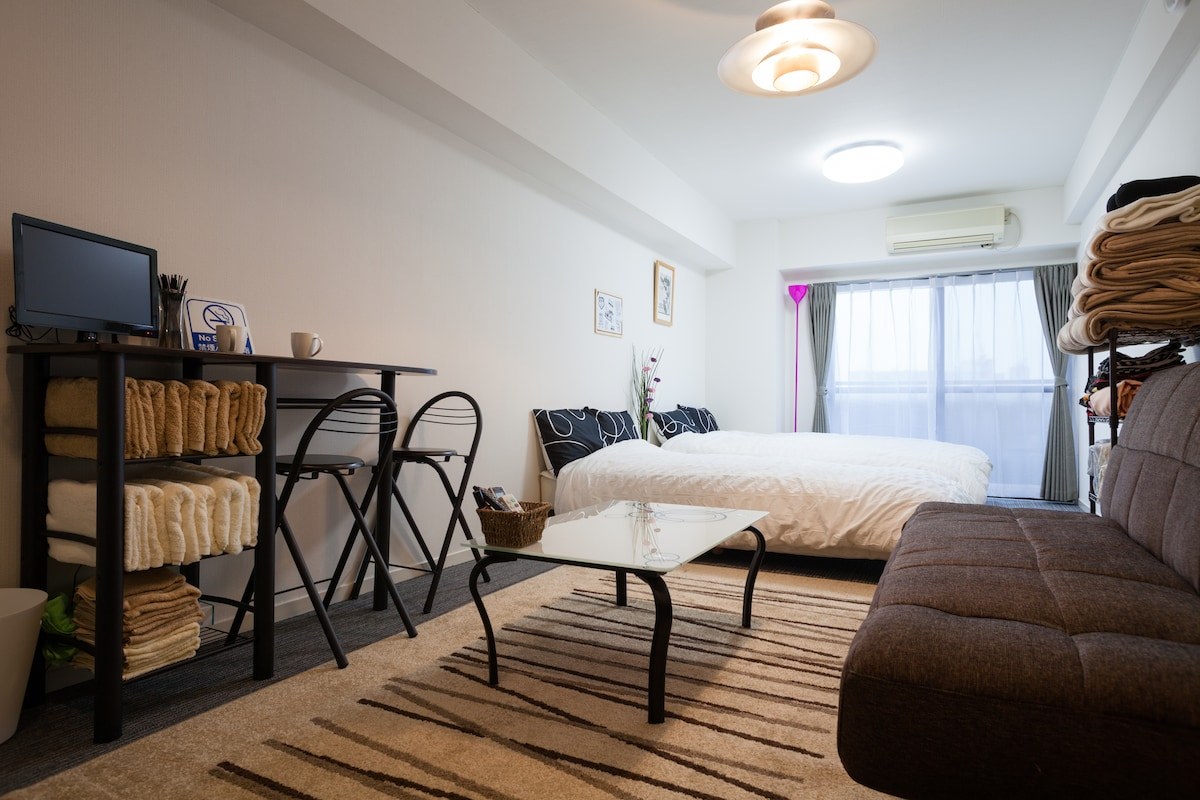 Large Room in the Heart of Tokyo 2