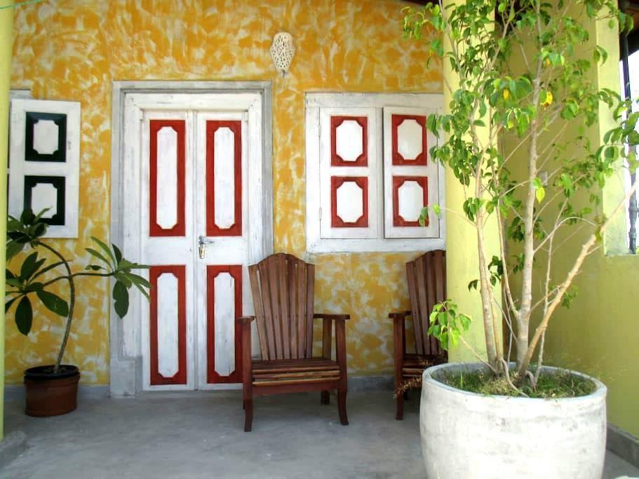 Sithila Villa Cozy Stylish Room - 科倫坡 - 獨棟