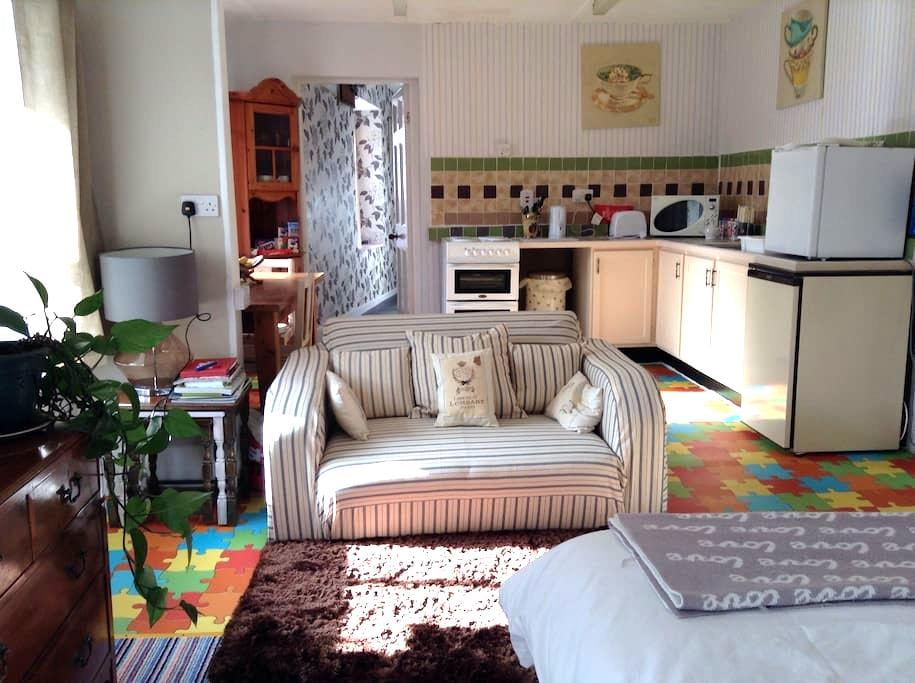 Nanny Apples cosy nest in Pilton - Pilton nr Glastonbury - Apartament