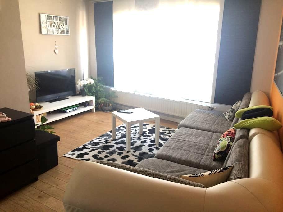 Nice clean cozy apartment - Antwerpen - Departamento