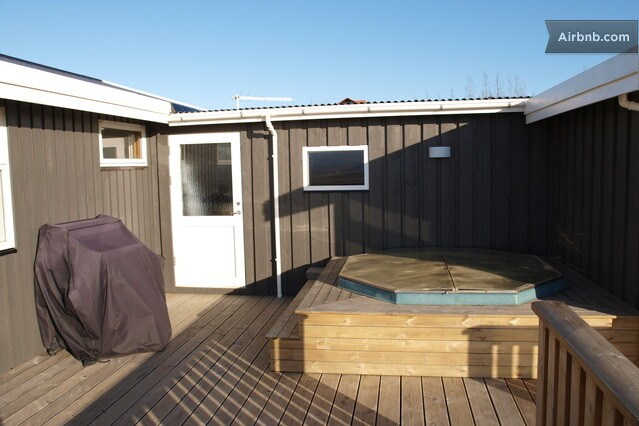 South coast sightseeing - cabin 2