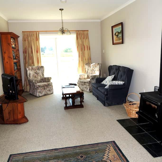 The Dollshouse Apartment, Masterton - Matahiwi - อพาร์ทเมนท์