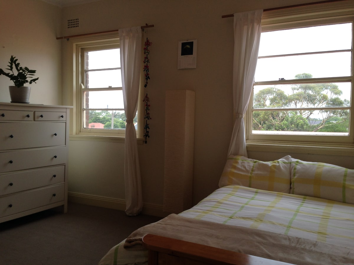 Centrally located apartment Sydney.