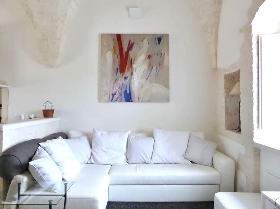 Sotto Le Stelle: luxurious star-vaulted apartment - Cisternino - Apartment