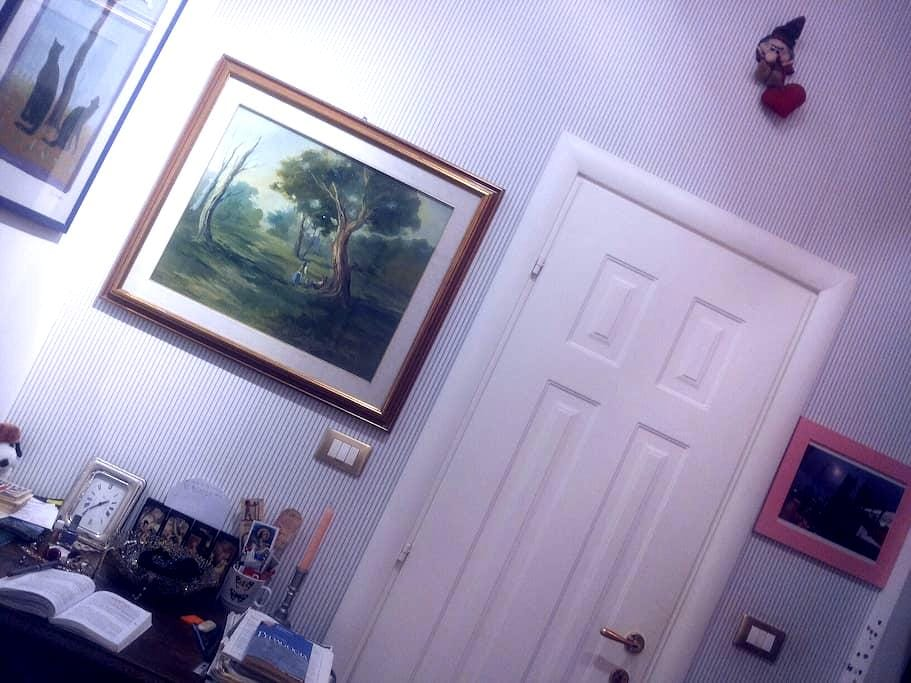 A beautiful room in Genova - Janov - Byt