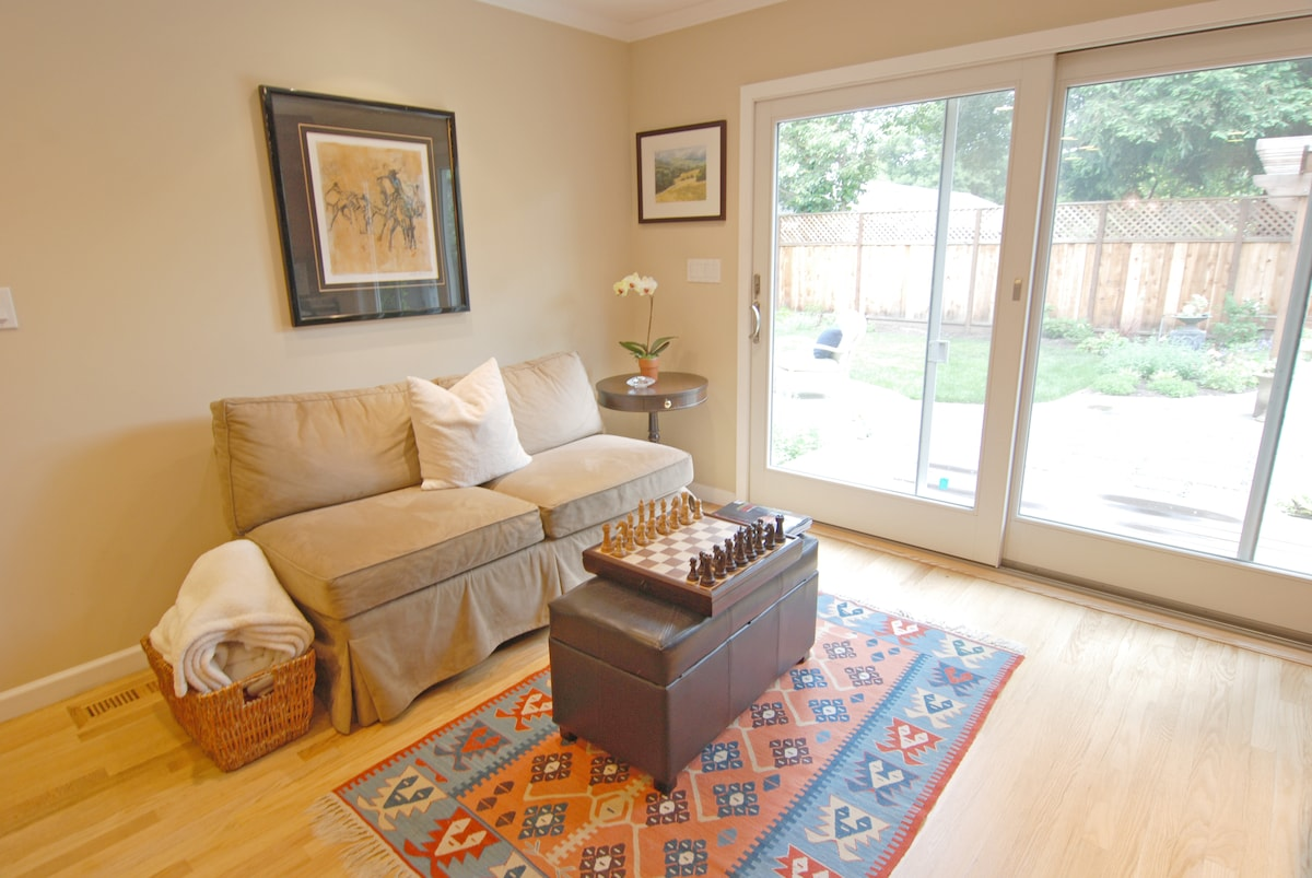 Beautiful 4BR Home by Stanford Univ