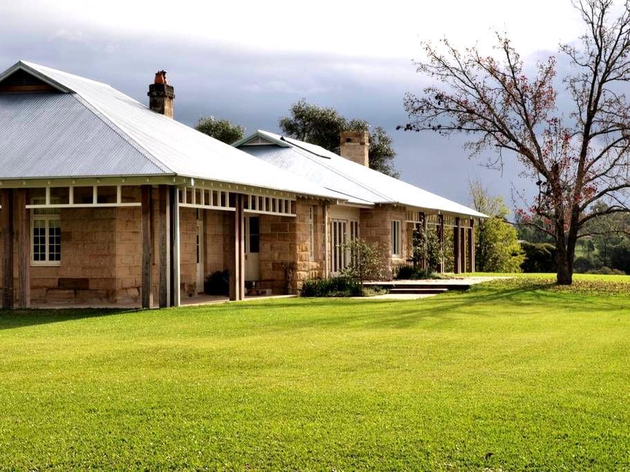 Luxury Historic Home on 100 acres - Cattai