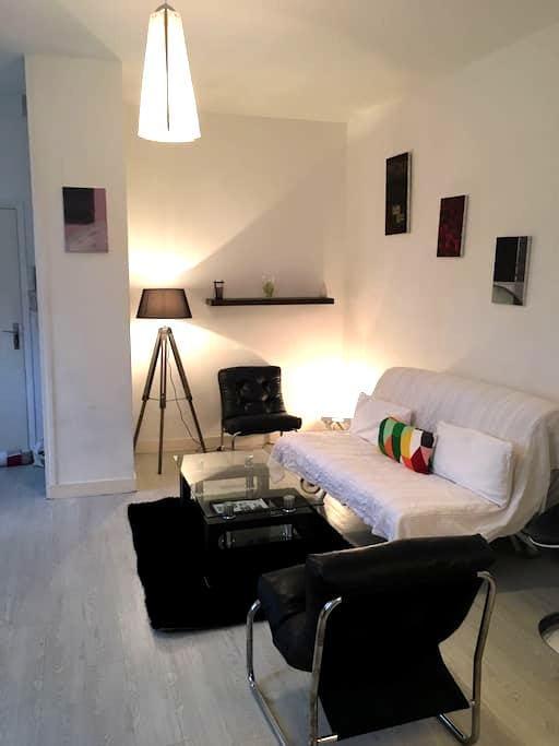 La maison du bonheur...!!! - Honfleur - Apartment