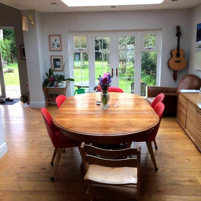 Large house in village centre - Hurstpierpoint - Haus