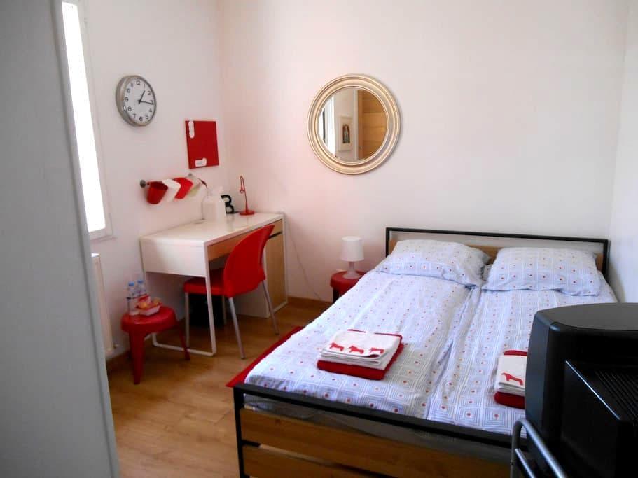 chambre indépendante dans maison - La Riche