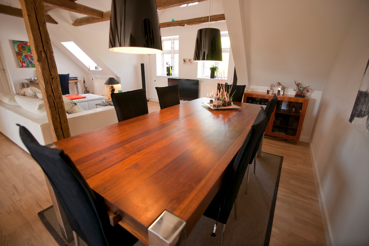 Lovely apartment in Fredericia