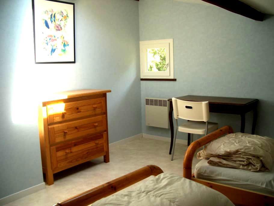 T3 bucolique - Lahonce - Apartment