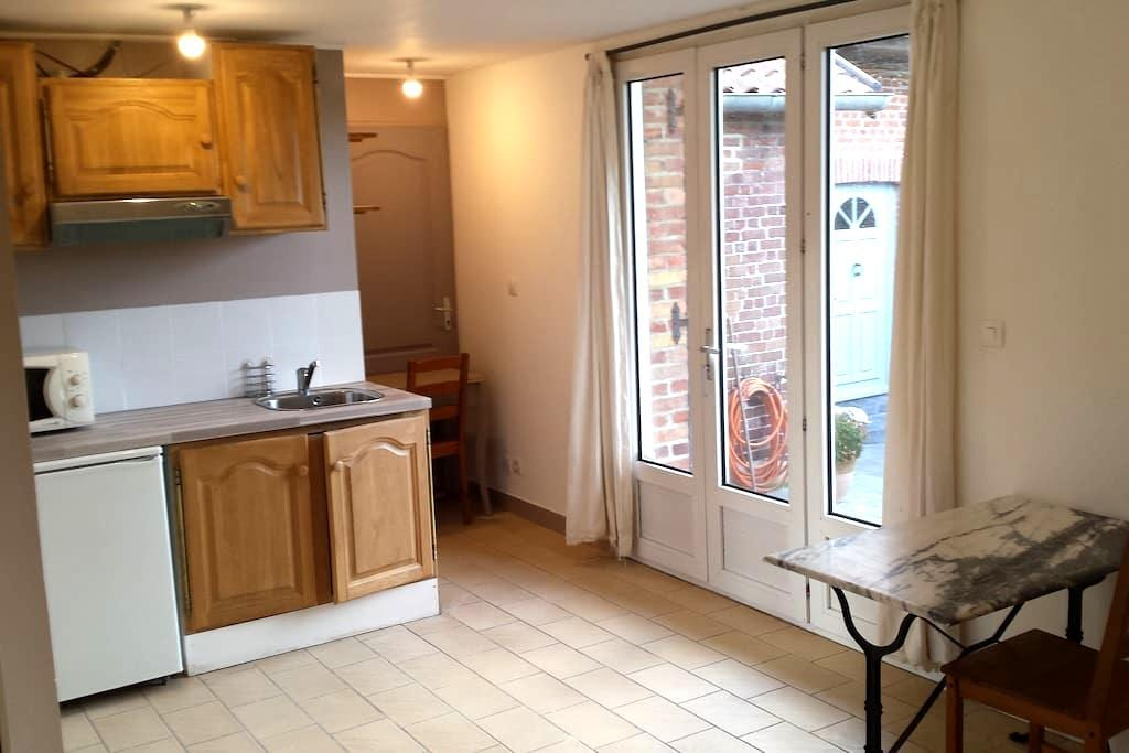 logement individuel proche de Lille - Cysoing - Huoneisto