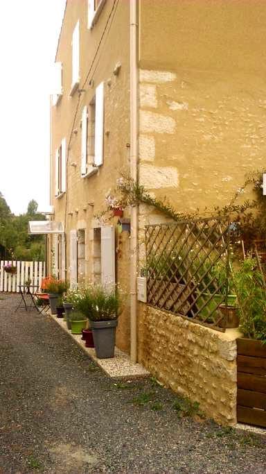 Maison de campagne en ville - Fontenay-le-Comte - Townhouse