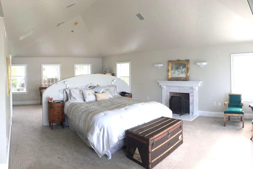 Luxurious Master Suite on the Bay(near Portsmouth) - Greenland - Rumah