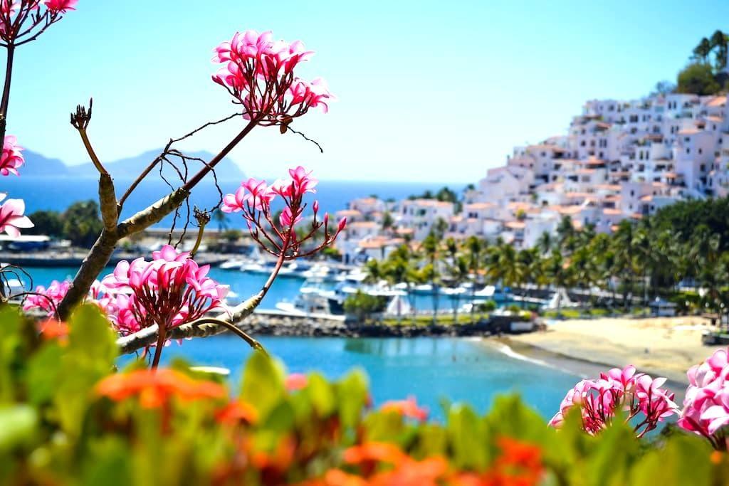 Hotel room at Playasol Las Hadas - Manzanillo - Huoneisto