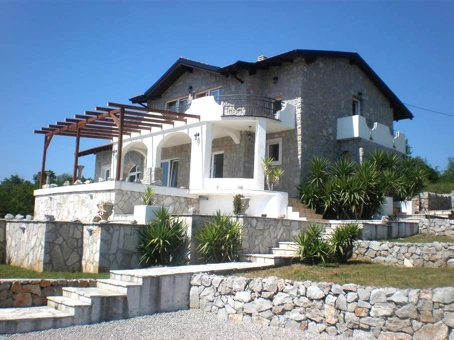 Stone House, Cozy Interior - Krimovica