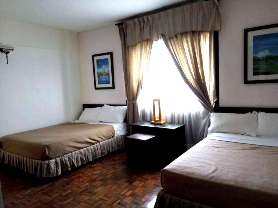 Condo stay at Afamosa golf resort - Alor Gajah - Departamento