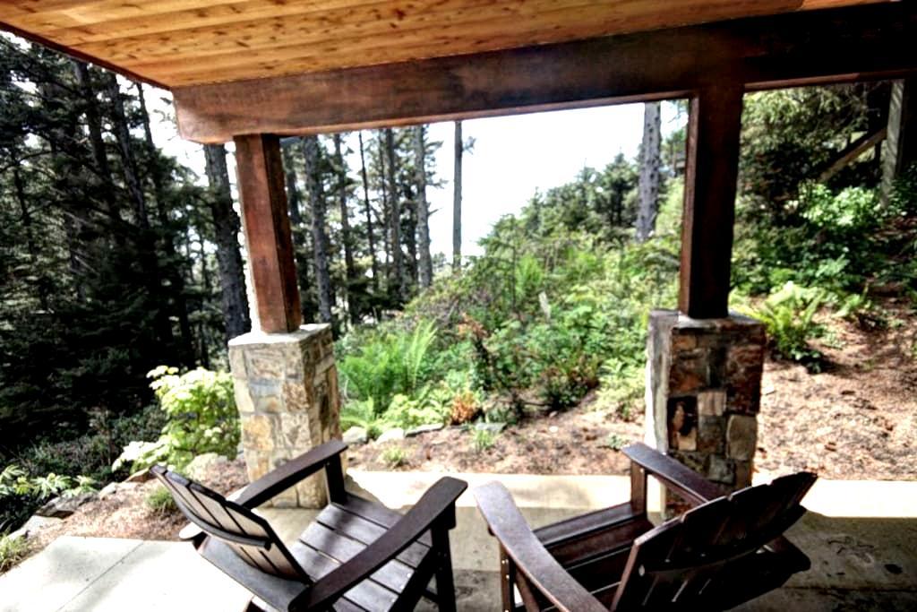 Arcadia Lodge Luxury Hideaway - Arch Cape