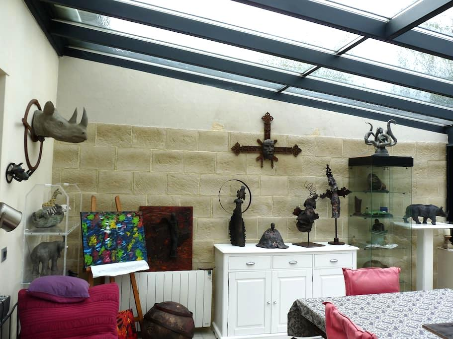 Maison d'Artiste - Boissy-sous-Saint-Yon - Casa