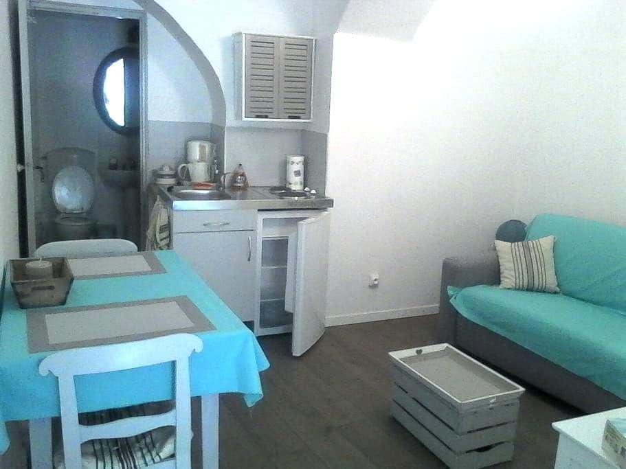 À La Brigue Studio coeur du village - tende  - Apartment